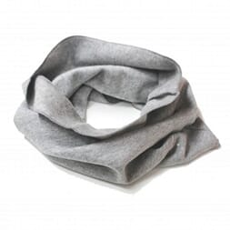 Endless Scarf Grey Melange - Gray Label