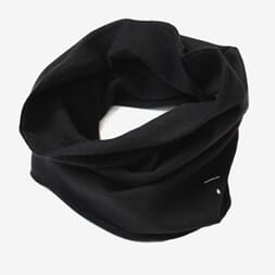 Endless Scarf Nearly Black - Gray Label